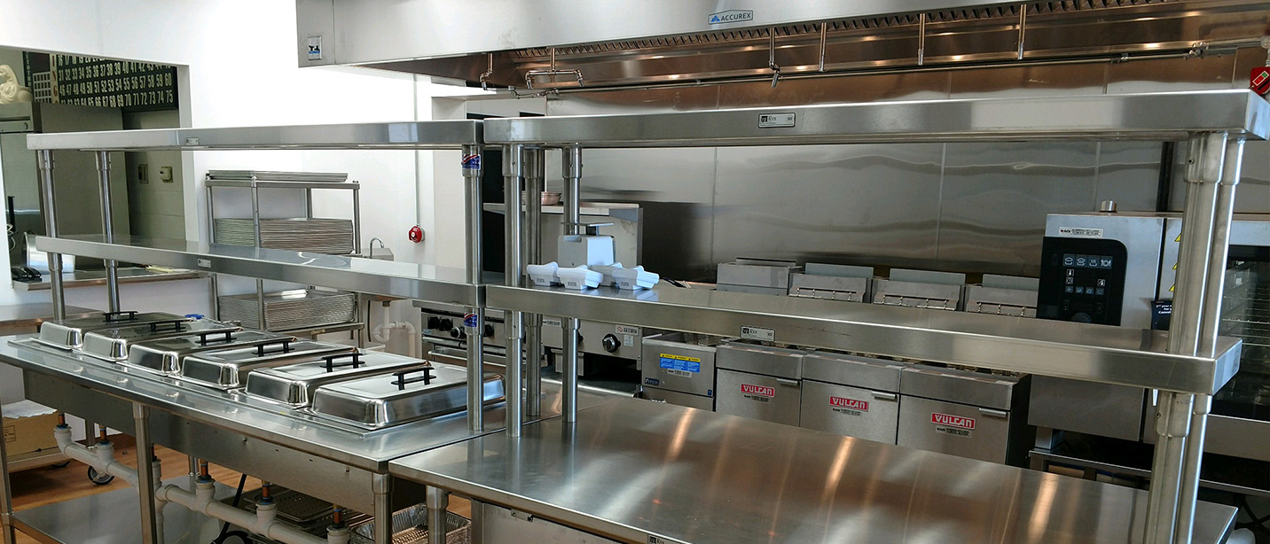 Church Commercial Kitchen